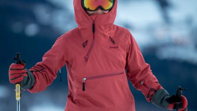 Photo of de Stranda Insulated Hybrid Anorak