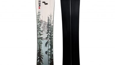 Photo of Weston Backcountry Carbon Backwoods Splitboard