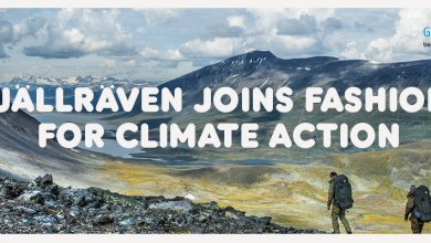 Photo of Fjällräven enthousiast over het VN Global Climate Change Action Initiative