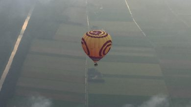 Photo of Luchtballon