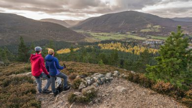 Photo of Schotse Hooglanden, Cairngorms Nationale park